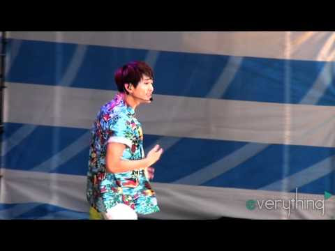 130824 A-nation osaka onew