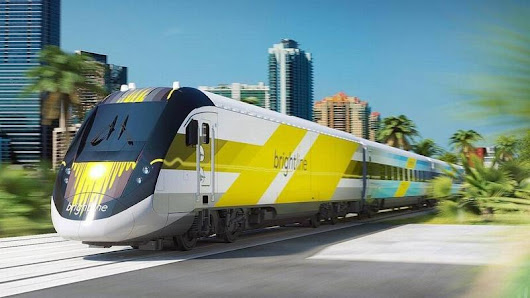 Brightline Finally Announces When It Will Launch. But How Much Will It Cost To Ride?