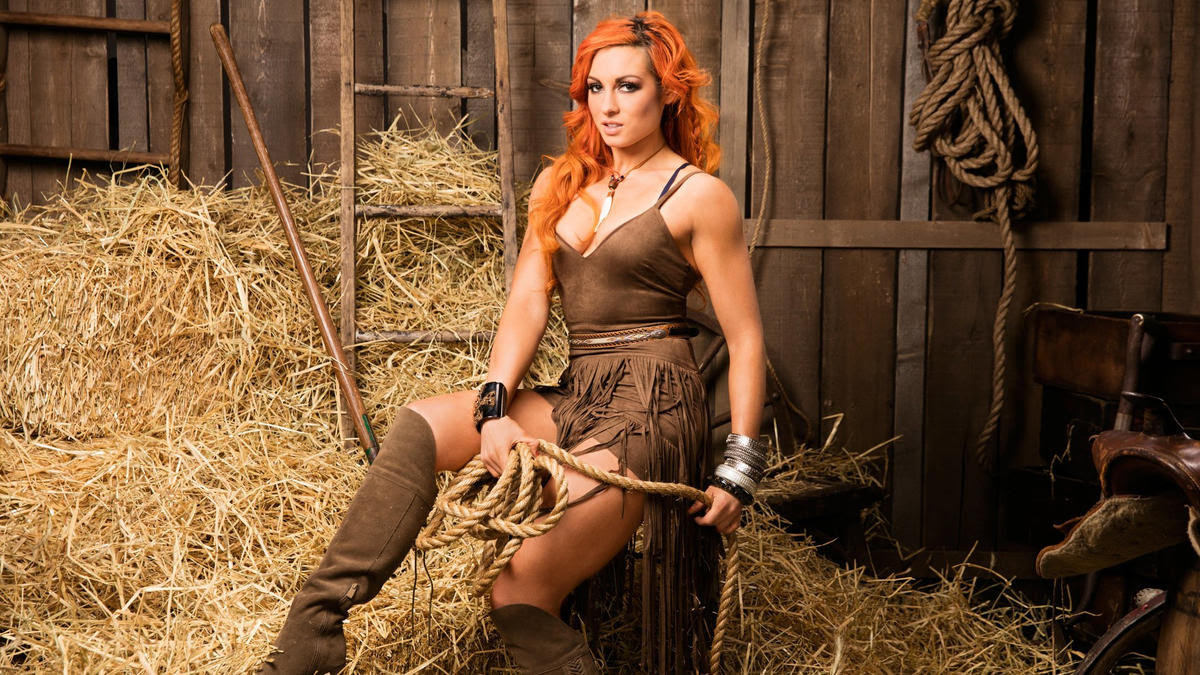 In the end, however, Becky manages to outlast her five competitors to become the inaugural SmackDown Women's Champion.