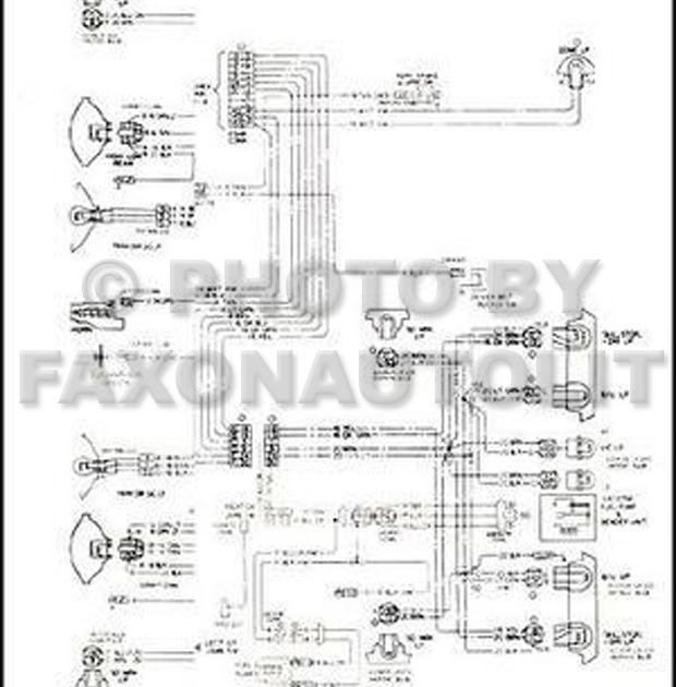 1970 Pontiac Gto Wiring Diagram