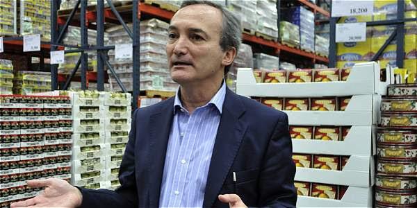 El gerente general de PriceSmart Colombia, Luis Fernando  Gallo.