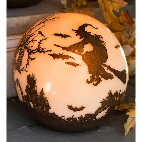 Fall & Halloween Outdoor Decor Favorites!