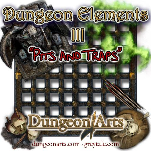 Greytale's Dungeon Elements 3       |       Roll20 Marketplace -- art assets, tokens, maps, modules, and more for virtual tabletops and role playing games