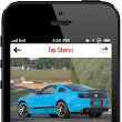 Motor Authority's New iPhone and iPad App--Auto Shows, First Drives, Spy Shots, And More