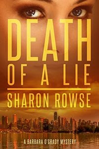 Death of a Lie by Sharon Rowse
