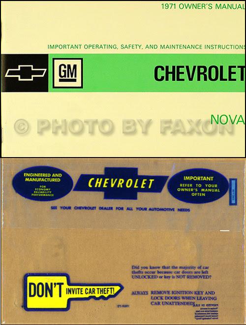 Diagram 1971 Chevy Nova Wiring Diagram Manual Reprint Full Version Hd Quality Manual Reprint Evansengines Hommevetements Fr