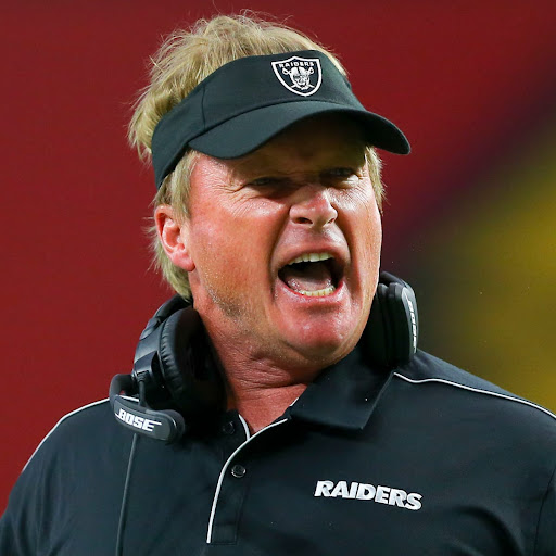 Avatar of The Raiders Are Jon Gruden's Show Now