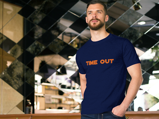 Time Out Funny T-Shirt
