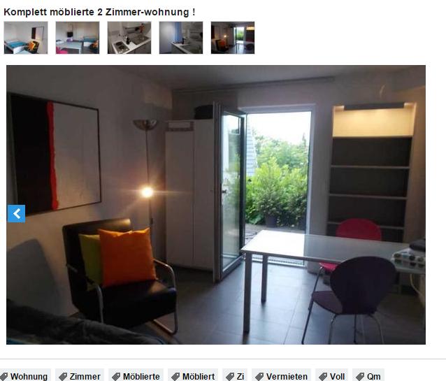 provisionfrei helle 2 zimmer wohnung augsburg innenstadt. Black Bedroom Furniture Sets. Home Design Ideas