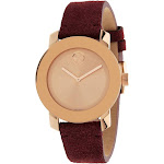 Movado 3600447 Women's Bold Rose Gold Quartz Watch