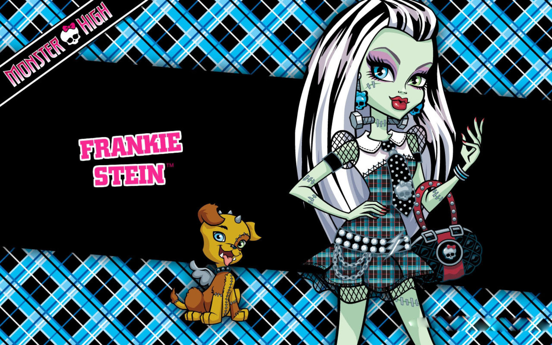 Free Download Monster High Wallpaper By Tigercubby 1024x768 For
