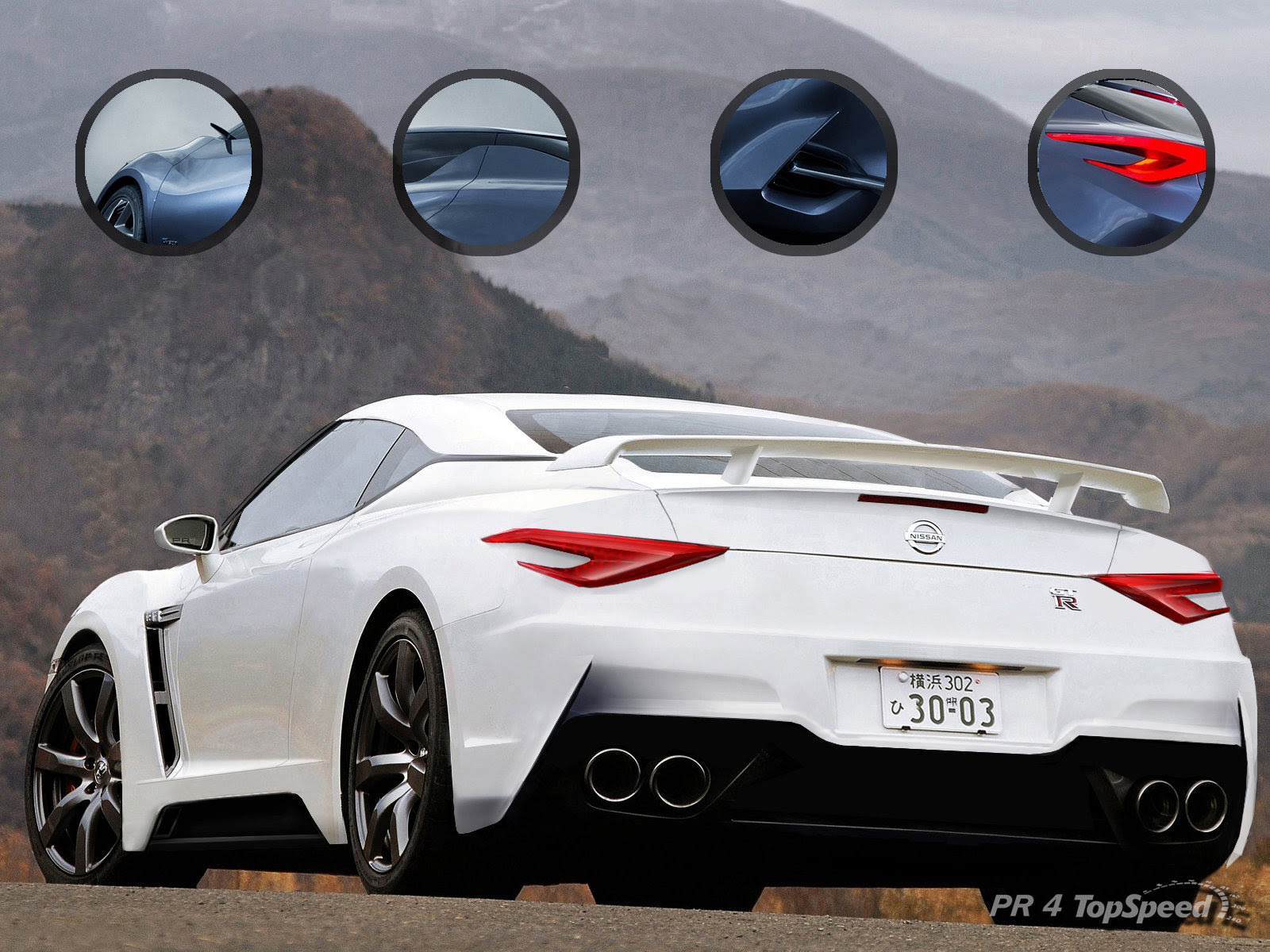 2019 Nissan GT-R picture - doc526631