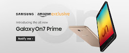 Samsung Galaxy on7 Prime: Galaxy on7 Prime Mobile Specifications, Features at Amazon.in