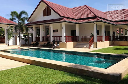 Image: ShowRoom condition swimming pool House for Sale Hua Hin (PRHH8312)