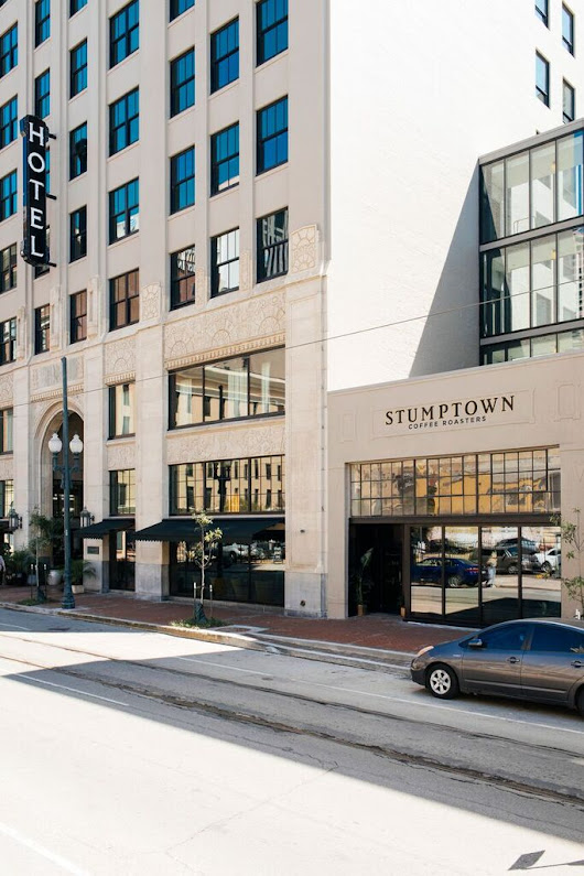 First Look Inside Stumptown Coffee At The New Orleans Ace Hotel - Sprudge
