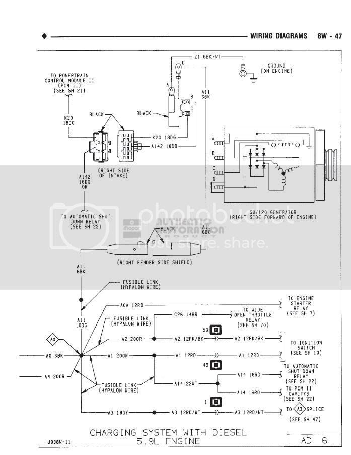 1993 Dodge 2500 Heating Wiring Schematic Motorhome Shore Power Wiring Jaguar Hazzard Waystar Fr