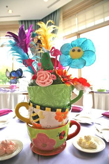 Cute Alice in Wonderland party ideas - Hostess with the Mostess®