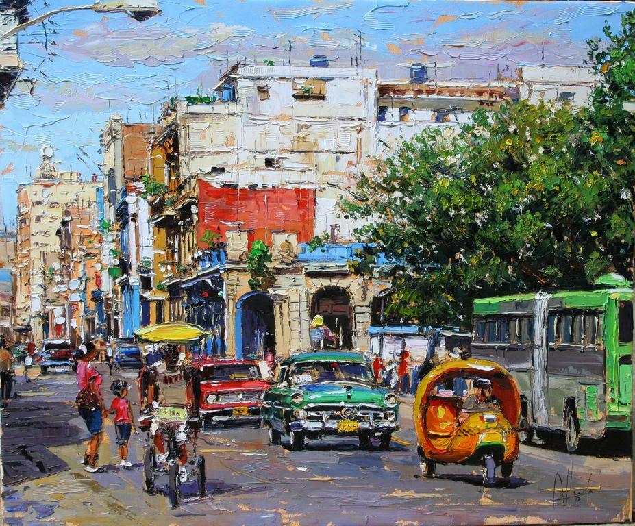La Habana vieja, zona más hermosa de Cuba 1