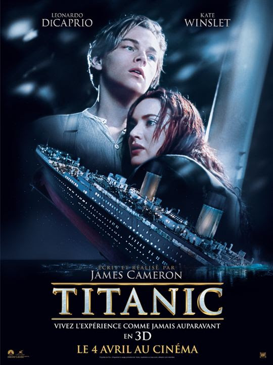 Titanic : Affiche