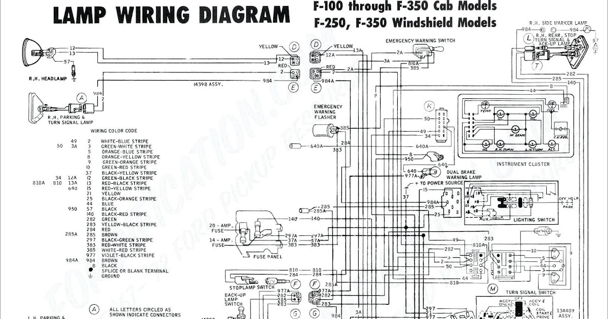 2006 F250 Wiring Diagram For Stereo