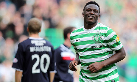 Southampton close to £12.5m deal for Celtic's Victor Wanyama