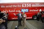 Resultado de imagen de brexit bus