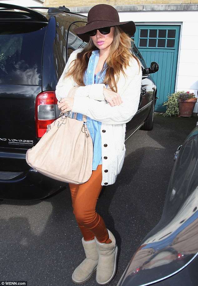 Nadine Coyle Prepares For Pregnancy As She Buys A Special