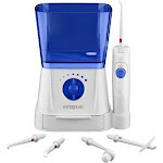 Conair Interplak Classic Water Flossing System with 5 Attachments