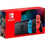 Nintendo - Switch 32GB Console Neon Red/Neon Blue Joy-Con