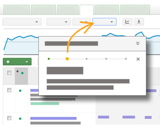 Search Funnels reports and conversion data - AdWords Help