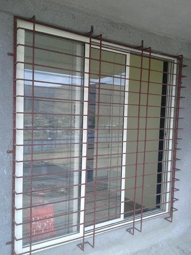 safety grill design for balcony door  | 920 x 690
