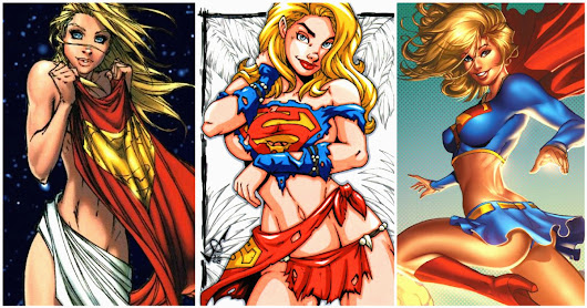 35 Hot Pictures Of Supergirl From DC Comics - Best Of Comic Books