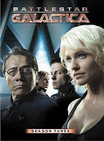 Battlestar Galactica - Season Three DVD