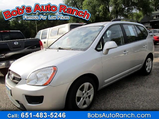 Used 2009 Kia Rondo Base for Sale in Lino Lakes MN 55014 Bobs Auto Ranch