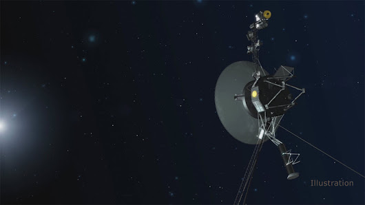 Voyager 1 Fires Dormant Thrusters for the First Time in 37 Years