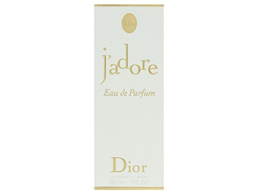 J'adore By Christian Dior For Women. Eau De Parfum Spray 1.0oz