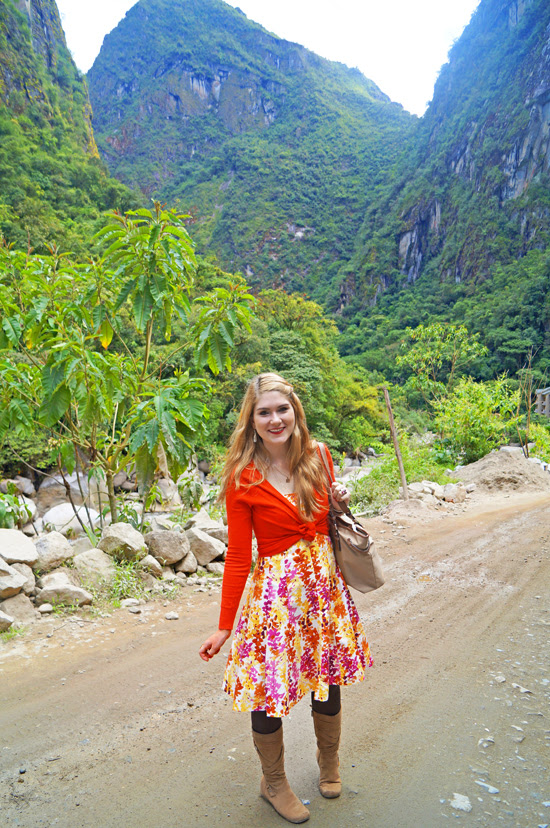 Travel Aguas Calientes, Perú