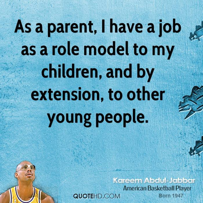 Quotes About Athlete Role Models 27 Quotes