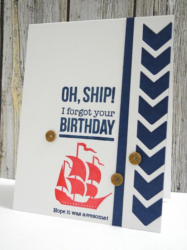 OH, Ship!