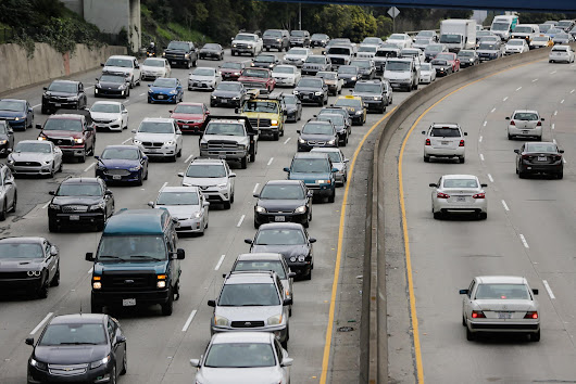 'Complacency' sends traffic deaths soaring in California and US
