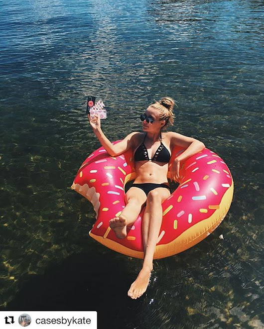 "happy #nationaldonutday  celebrate with our ""I donut care case"" on  #donut #phonecase #iphonecase 