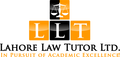Lahore Law Tutor™ - Top quality Pakistan private law tutors helping you achieve academic excellence!