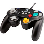 PowerA - Wired Gamecube Controller for Nintendo Switch - Black