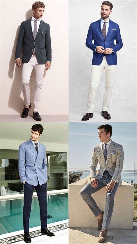 Men's Tailored Separates (Blazer and Trouser) Spring