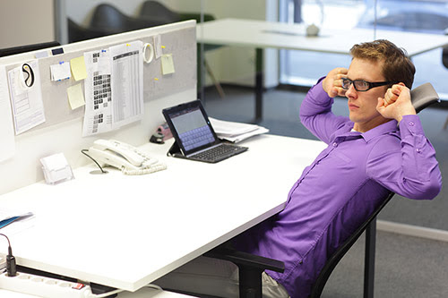 Is Too Much Sitting Slowly Killing Us? - Workplace Partners
