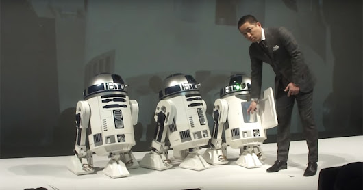 Mini-fridge disguised as a life-size, mobile R2-D2 is up for pre-order
