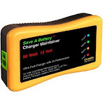 Save A Battery Charger and Maintainer, 50 Watt, for 12 Volt