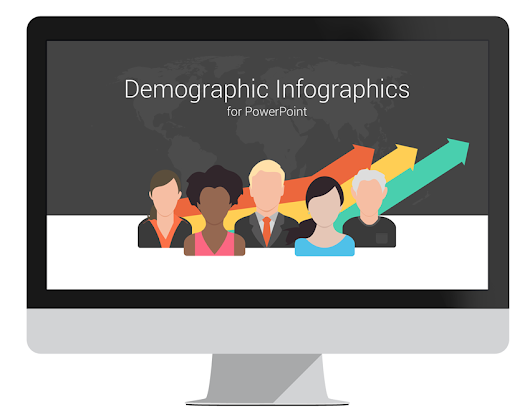 Demographic PowerPoint Template