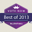 Just voted for the Best Site of 2013