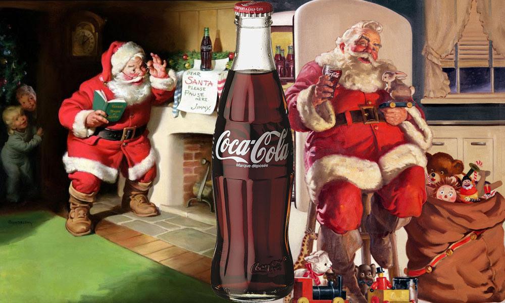 Papai Noel Coca-Cola